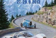Roßfeldrennen 2013 / Internationaler Edelweiß Bergpreis Roßfeld vom 27. bis 29.09.2013 - eine motorsportliche Zeitreise zu den historischen Salzberg- und Roßfeldrennen.