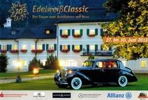 10. Edelweiß Classic 2013 / Jubiläums-Veranstaltung vom 27. bis 30. Juni 2013 in Berchtesgaden.