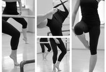 Barre Blend / Red Hot Barre Fitness - A dynamic workout that combines ballet and dance inspired exercises with fitness movement set to popular music designed to sculpt and tone the body.