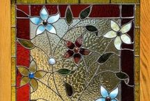 Glass and mosaics / These are the images that bring me light, joy and inspiration. Pin as many as you like. I found them and now they need to move forward to be shared by you. Peace and Blessings.  / by Marjil Massey