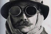Herbert Ponting / The extraordinary work of the polar explorer and photographer, Herbert Ponting...