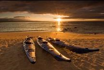 Heaven is a Kayak / In honour to my other true vocation (with canoes thrown in every now and then)...