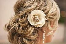 Bridal Hair & Makeup Ideas