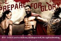 Online Marketing Tips From the Movie 300 / Every movie teach us something. Most awaited movie released so, what's we have learn from 300 rise of an empire. Here is 10 learning lessons for Online Marketing by Movie 300 rise of an empire.