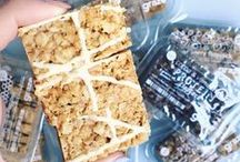 Snacks | graze / Simple ways to inject some healthy, tasty recipes into your diet! Who doesn't love snacking?