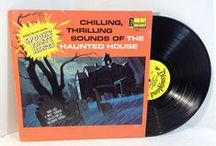 Halloween Vinyl Favorites / Great Halloween and Horror records from retroregroove.com - Get them before they disappear! / by Retro Regroove