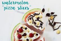 Fruit Recipes | Graze / Fruits - colorful and healthy