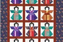 japanese fabrics Quilts