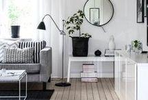 Nordic home decor / Nordic interior design at it's best