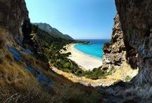Samos beaches / Some of the most beautiful beaches around world are in samos
