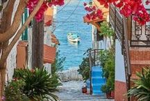 Samos beauty / It shows the amazing paradise Greek island Samos.. A 'must visit' place..