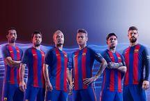 FC Barcelona Kit 2016/17 Nike