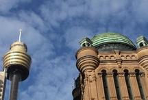 Tower, Skyscraper and Skylines / Hoch hinaus auf die Wolkenkratzer und Türme dieser Welt.