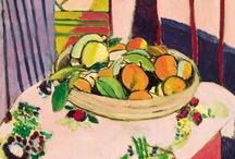 Henri Matisse / My favorite master artist!