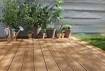 La Terrasse & les extérieurs / Retrouvez ici toutes nos inspirations pour aménager, décorer et protéger votre terrasse et vos extérieurs !