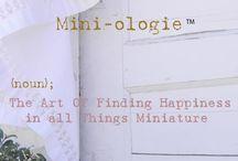 Mini-ologie Magazine / A peek inside