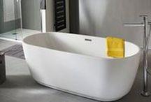 Focus : Bain / Une large gamme de baignoires de qualité adaptées à vos besoins et vos envies (forme, style, confort, encombrement...) ! Pour des instants bain adaptés à tous : cocooning dans la salle de bain, optimisé pour toute la famille, adapté aux personnes à mobilité réduite...