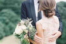 wedding inspiration / ...the big step, I only wanna do with you! / by goodiys