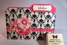Envelope Punch Board / Idea's and Inspiration
