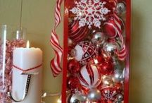 Seasonal Decor / Make your own holiday atmosphere.