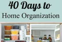 Home Organizing / Get rid of that extra clutter with some organizational tips. / by Fab Glass and Mirror