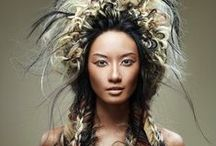 Avant-Garde/Fantasy Beauty / The ultimate challenge for hairstylists who yearn to express their inner creativity and ahh-mazing skills. This board embraces outre-beauty and hair. It's #Art. It's #Fantasy. It's all for the love of beauty.