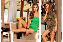 Glamour Lato 2014 - kolekcja dla Pań / The collection of clothing designed by Natalia Warzecha-Kowal, Polish fashion designer. Clothes for women - Glamour Lato 2014.