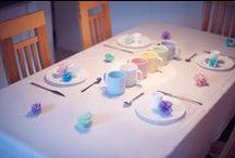 Dining by me / dining by Michaela Smetanová Photography