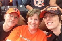 Best Fans In The Pac-12 / Fan-submitted images on gamedays. Go Beavs! / by Oregon State Athletics