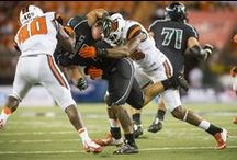 2014 Football vs. Hawai'i / From September 6, 2014 in Honolulu. / by Oregon State Athletics