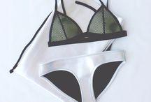 Bikinis / For the summer