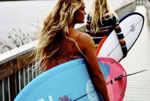 Surfing ☀️ / Ride the waves