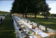 Polo Grounds Summer Wedding / Outdoor Summer Wedding- Photos by Jacob B. Murphy