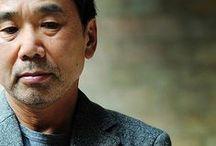 Murakami & others / Writers & inspiration