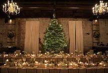 Green Building Christmas Wedding / Photo by J. Bobe Photography www.jbobephoto.com