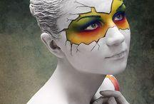 Makeup art  / Art of the face