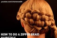 Braid Tutorials / How To Create 140 Different Braid Hairstyles. Videos are posted on Monday, Wednesday and Friday every week! youtube.com/c/hairshowEN