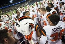 2014 Football Images / The best from the 2014 season. / by Oregon State Athletics