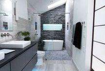 Bathrooms! ;)