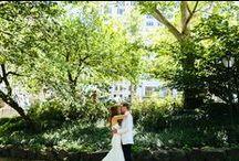 June Wedding at 501 Union / Spring wedding at 501 Union - Brooklyn, NY 11231 - Photos by Chaz Cruz