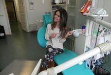 Mellina la Respiro Dental / Frumoasa Mellina ne-a vizitat cabinetul zilele trecute si s-a bucurat de o consultatie, detartraj, air flow si o albire profesionista.