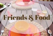 Friends & Food Recipes / The Friends & Food Recipe Hop is a monthly blog hop featuring the wonderful bloggers you will find on this board. Every month new recipes will be available through our websites. www.OurThriftyHome.com ~ www.IHaveaFutureandaHope.com ~ www.LifeIsSweeterByDesign.com ~ www.FaithfilledChaos.com  #FriendsandFood