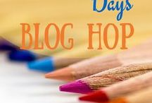 Homeschool Days / Homeschool Days Blog Hop is a monthly series where these fantastic homeschool bloggers share their ideas, crafts, projects, lessons, activities, and treats for you to enjoy in your homeschool. Follow this board for ALL the Homeschool Days Hop posts.