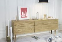 Sideboard, chest, wardrobe