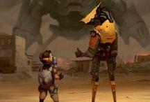 """Robots & Mecha"" / Deus Ex Machina"