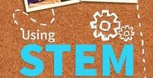 Cross Curricular - Subject STEM / Ideas for STEM activities for all subject areas