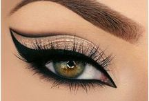 WINGED EYELINER / WINGED EYELINER is a wonderful makeup technique that enhances eyes. Here you will find the best selection of #winged #eyeliner images, curated in this makeup board. You will explore the cat eye, the artistic liner, the classic eyeliner and many more eyeliner styles.