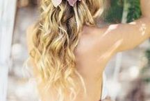 FLOWER CROWN HAIRSTYLES / FLOWER CROWN HAIRSTYLES