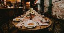 Filigree Suppers - Friendsgiving Dinner / Filigree Suppers Neighbors-themed Friendsgiving Dinner at Fitzcarraldo