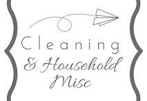 Cleaning and Household Misc